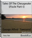 Tales Of The Chesapeake (Fiscle Part-I)
