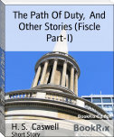 The Path Of Duty,  And Other Stories (Fiscle Part-I)