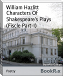 Characters Of Shakespeare's Plays (Fiscle Part-I)