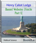 Daniel Webster (Fiscle Part-X)
