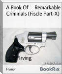 A Book Of     Remarkable Criminals (Fiscle Part-X)