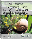 The     Star Of     Gettysburg (Fiscle Part-X)        A Story Of     Southern High Tide
