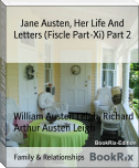 Jane Austen, Her Life And Letters (Fiscle Part-Xi) Part 2