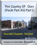 This Country Of   Ours (Fiscle Part-Xii) Part 2