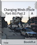 Changing Winds (Fiscle Part-Xii) Part 2        A Novel