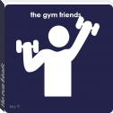 the gym friends