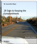 28 Days to Keeping the Commandments