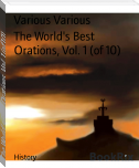 The World's Best Orations, Vol. 1 (of 10)