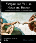 Vampires and Va_i_as, Heresy and Hearsay