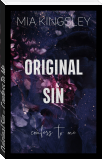 Original Sin – Confess To Me
