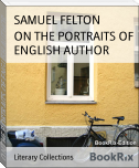 ON THE PORTRAITS OF ENGLISH AUTHOR