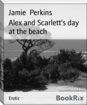 Alex and Scarlett's day at the beach