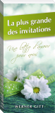 La plus grande des invitations