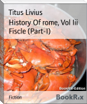 History Of rome, Vol Iii Fiscle (Part-I)