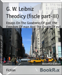 Theodicy (fiscle part-III)