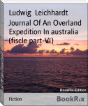 Journal Of An Overland Expedition In australia (fiscle part-VI)