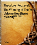 The Winning of The West, Volume Two (fiscle part-VI)