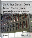 Micah Clarke (fiscle part-III)