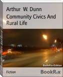 Community Civics And Rural Life