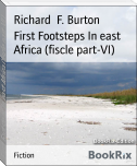 First Footsteps In east Africa (fiscle part-VI)