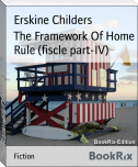 The Framework Of Home Rule (fiscle part-IV)