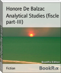 Analytical Studies (fiscle part-III)