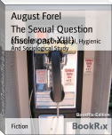 The Sexual Question (fiscle part-XIII)