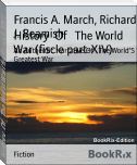 History  Of   The World War (fiscle part-XIV)