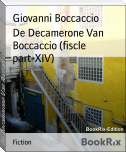 De Decamerone Van Boccaccio (fiscle part-XIV)