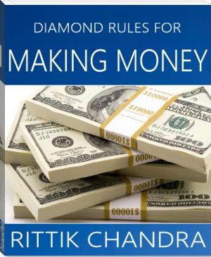 Diamond Rules for Making Money