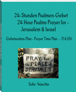 24-Stunden Psalmen-Gebet               24 Hour Psalms Prayer for -  Jerusalem & Israel