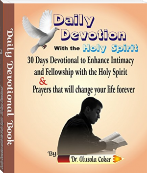 Daily Devotion with the Holy Spirit:  30 Days Devotional