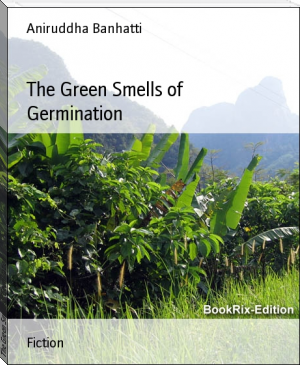 The Green Smells of Germination