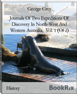Journals Of Two Expeditions Of Discovery In North-West And Western Australia,  Vol. 1 (Of 2)
