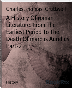 A History Of roman Literature: From The Earliest Period To The Death Of marcus Aurelius Part-2