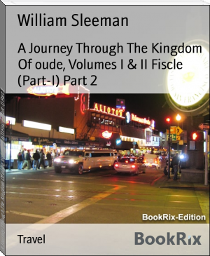 A Journey Through The Kingdom Of oude, Volumes I & II Fiscle (Part-I) Part 2