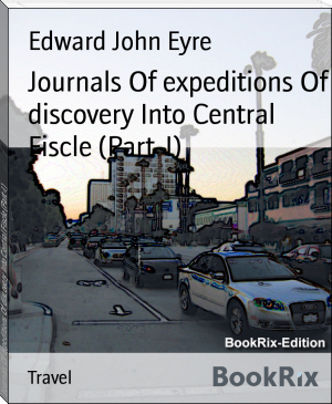 Journals Of expeditions Of discovery Into Central Fiscle (Part-I)