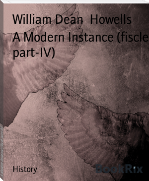 A Modern Instance (fiscle part-IV)