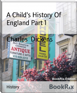 A Child's History Of England Part 1