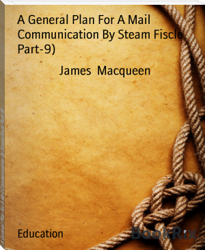 A General Plan For A Mail Communication By Steam Fiscle Part-9)