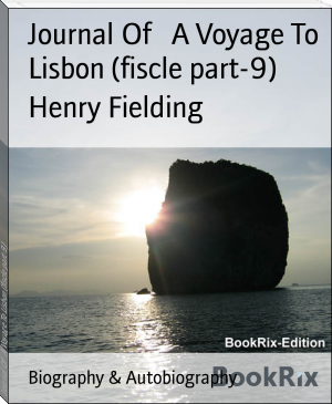 Journal Of   A Voyage To Lisbon (fiscle part-9)