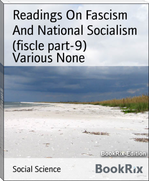 Readings On Fascism And National Socialism (fiscle part-9)