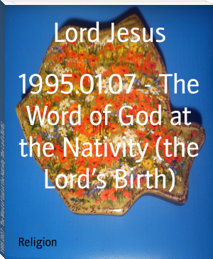 1995.01.07 - The Word of God at the Nativity (the Lord's Birth)