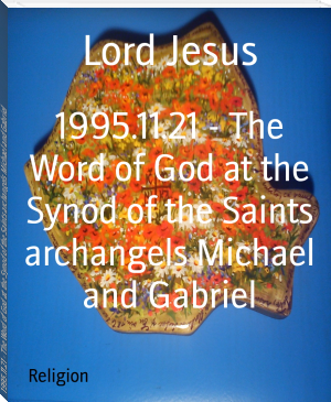 1995.11.21 - The Word of God at the Synod of the Saints archangels Michael and Gabriel