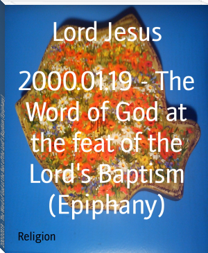 2000.01.19 - The Word of God at the feat of the Lord's Baptism (Epiphany)