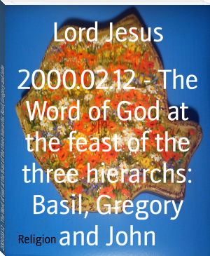 2000.02.12 - The Word of God at the feast of the three hierarchs: Basil, Gregory and John
