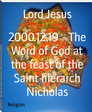 2000.12.19 - The Word of God at the feast of the Saint hierarch Nicholas
