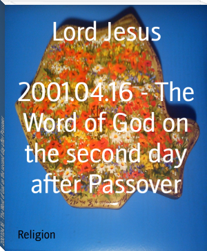 2001.04.16 - The Word of God on the second day after Passover