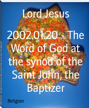 2002.01.20 - The Word of God at the synod of the Saint John, the Baptizer