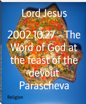 2002.10.27 - The Word of God at the feast of the devout Parascheva